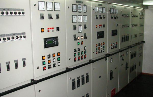 Elektrik Panoları